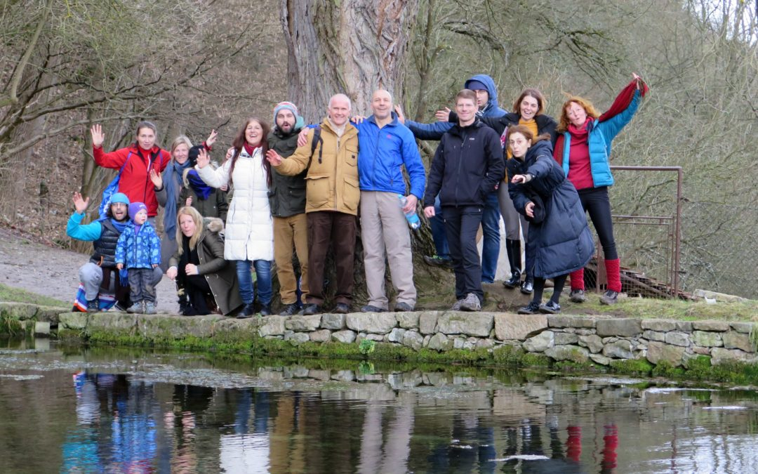 OSHO Love Silvestr: Evropa slaví v Praze a okolních lesích